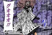 Zetsu Negro posee a Madara