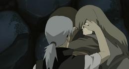 Kabuto nota o estado lamentável de Yukimaru