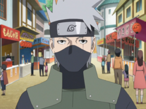 Kakashi Part III