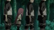 Kushina capturada por ninjas de Kumo