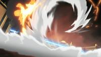 Rasengan Foguete (Naruto - Anime)