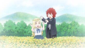 Reimon and Kankitsu's childhood