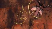 Honoka captura a la Invocación Definitiva
