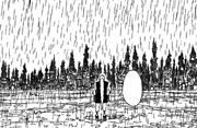Jiraiya chega em Ame (Capítulo 367)