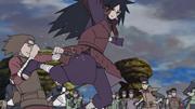 Madara ataca os ninjas