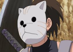 Membro ANBU (maschera tigre)