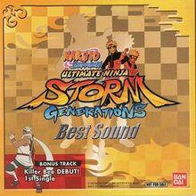 Naruto Shippuden Ultimate Ninja Storm Generations - Best Sound