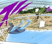 Desencadeamento da Hiramekarei (Mangá)