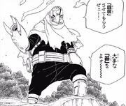 Garō's Appearance