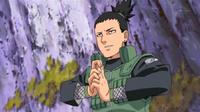 Shikamaru diz que não vai errar a ordem do ataque
