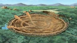 Destroyed Konoha
