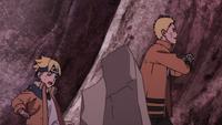 Liberação de Terra - Parede do Estilo Terra (Naruto - Anime)