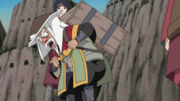 Problema de Onoki nas costas