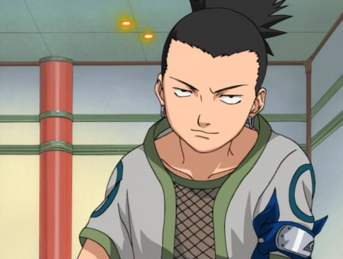 Shikamaru Nara Narutopedia Indonesia Fandom Powered By Wikia