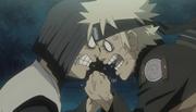 Naruto e Sora se conhecem