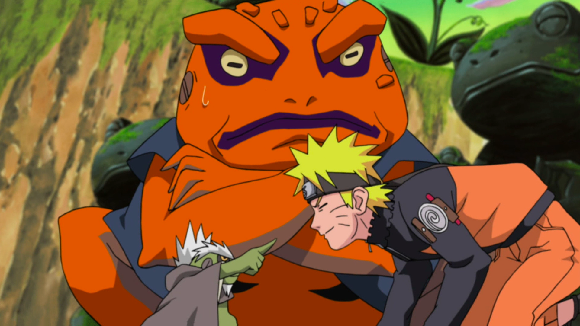The First Challenge | Narutopedia | FANDOM powered by Wikia