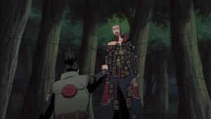 Hidan vs shikamaru