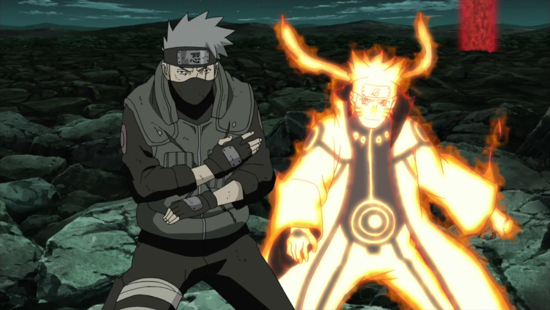 Kakashi's Resolve | Narutopedia | FANDOM powered by Wikia