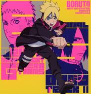 Boruto Naruto Next Generations Original Soundtrack II