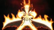 Naruto no Modo de Chakra do Nove-Caudas
