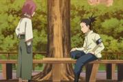 Shikadai conoce a Ryōgi