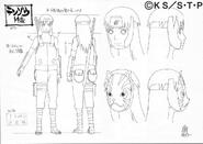 Arte Pierrot - Yamato Anbu Ne1