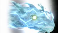 Bala Dragón de Agua Relámpago Anime