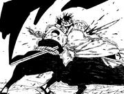 Choque entre Sasuke e Danzo (Capítulo 479)