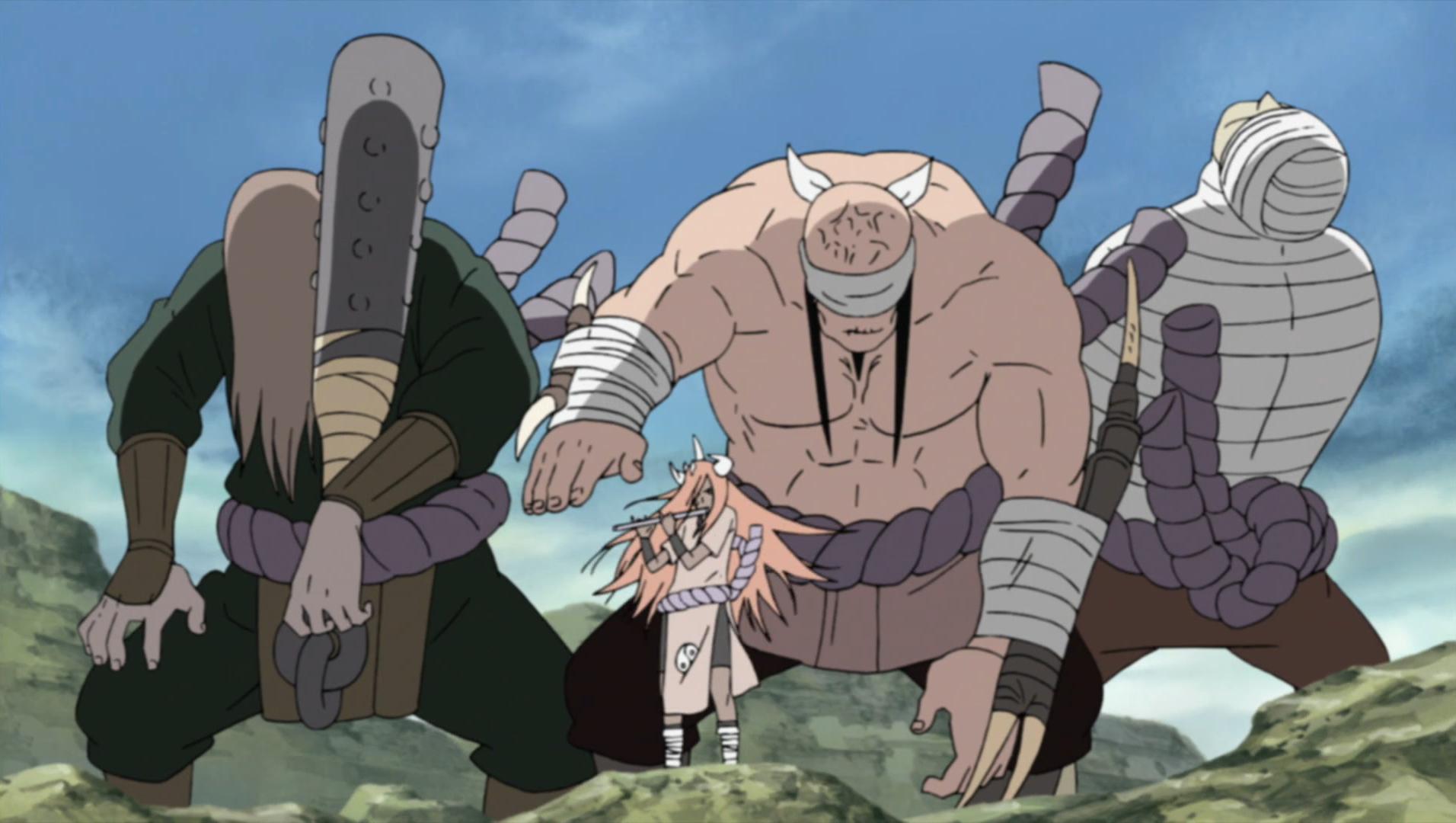 Doki | Narutopedia | FANDOM powered by Wikia
