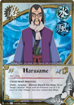 Harusame ST