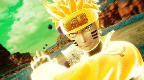 JUMP FORCE - Characters Movesets Gameplay Trailer TGS 2018 (1080p)-3