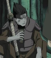 Kisame como um ninja de kirigakure