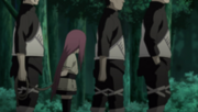 Kumo captures Kushina