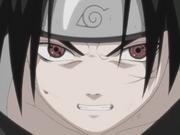 Sasuke desperta seu Sharingan