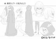 Arte Pierrot - Kabuto Vestimenta de Cobra