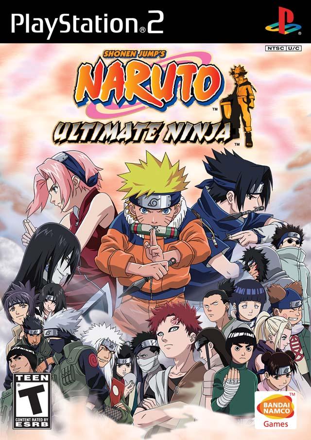 Naruto: Ultimate Ninja | Narutopedia | FANDOM powered by Wikia