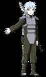 Mitsuki (O Caminho - Anime - Render)