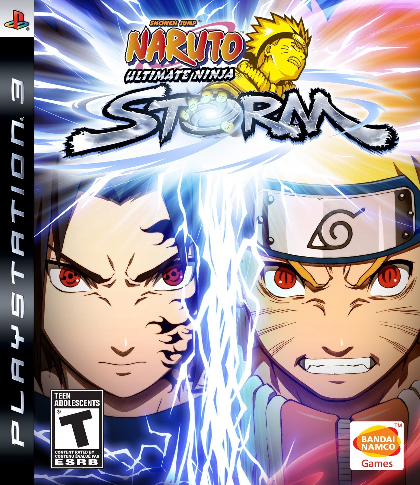 Naruto: Ultimate Ninja Storm | Narutopedia | FANDOM powered