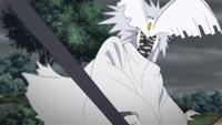 Receptor Negro (Urashiki - Anime)