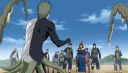 Zetsu vs. Esquadrão de Mei