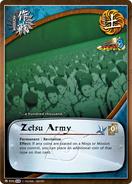 Ejercito Zetsu Carta
