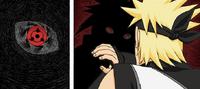 Genjutsu - Sharingan (Sasuke - Mangá)