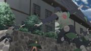 Hayate attaque Naruto