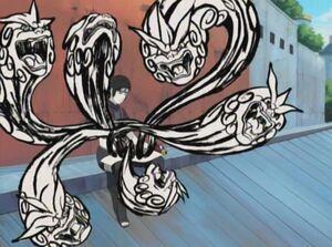 Imitación de Imagen Super Bestias