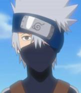 Kakashi criança