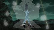 Sello Consumidor del Demonio de la Muerte Anime