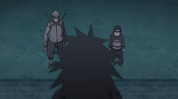 Ōnoki Confronts Madara