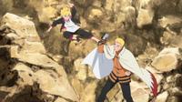 Boruto vs Naruto