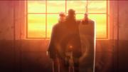 Demonstração de afeto entre Buntan e Shizuma(1)