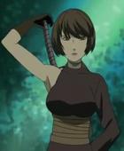 Madre de Shizuka de joven
